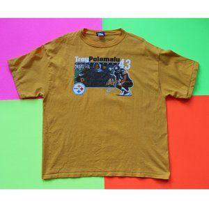 Troy Polamalu NFL Steelers T-Shirt